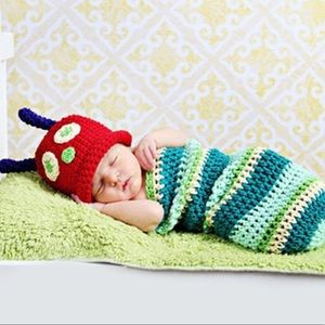 Other - A very hungry caterpillar 🐛  baby photo prop